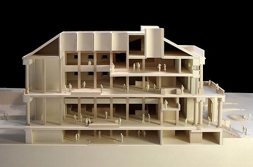 architekturmodell wilhelmspalais stuttgart b la berec. Black Bedroom Furniture Sets. Home Design Ideas