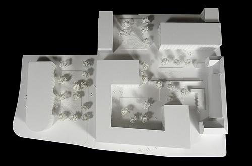 Architekten In Mannheim architekturmodell universität mannheim béla berec modellbau 1 500