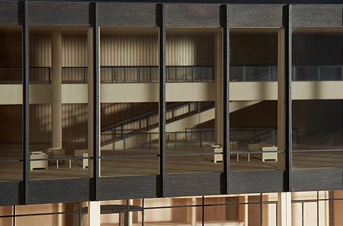 architekturmodell landtag von baden w rttemberg b la. Black Bedroom Furniture Sets. Home Design Ideas