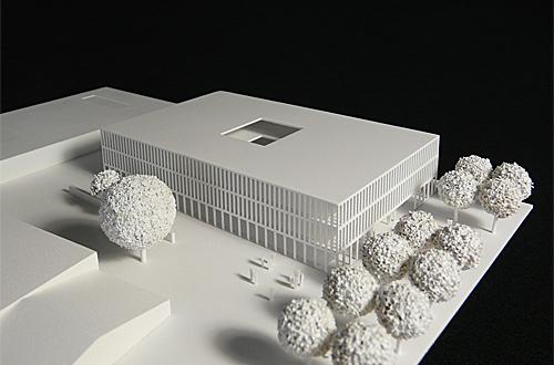 Architekturmodelle 1:500 | Béla Berec Modellbau Stuttgart