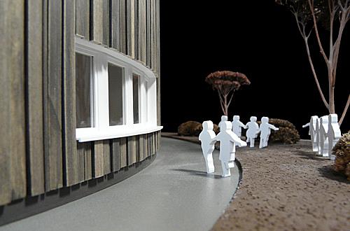 architekturmodell waldorfkindergarten esslingen b la. Black Bedroom Furniture Sets. Home Design Ideas