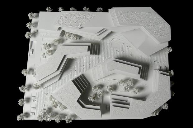 01-Modell-Behnisch-Architekten-GAG-Koeln
